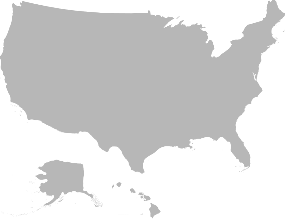 Free Vector Graphic Usa Map United States Of Free Image On Maps - Vector map of us