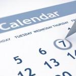Calendar 600