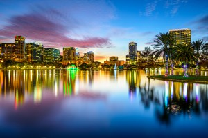 bigstock Orlando Florida USA downtown 79317442