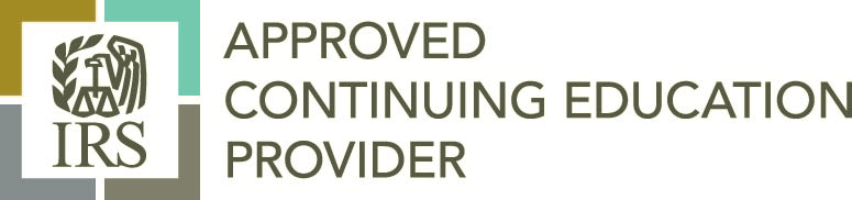 IRS CE Provider Logo Color 1
