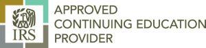IRS CE Provider Logo Color