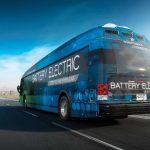 Proterra autonomous bus