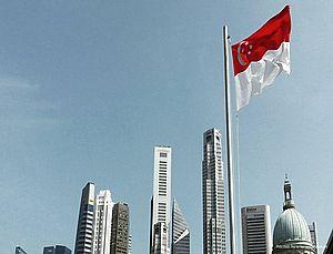 Singapore flag new