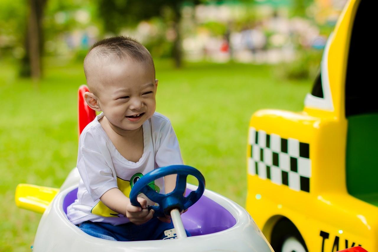 Mobility and disability are no longer mutually exclusive thanks to Go Baby Go