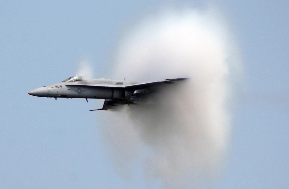 The Future of Air Travel (sans Ear Damage): NASA develops quiet supersonic plane, X-59 QueSST