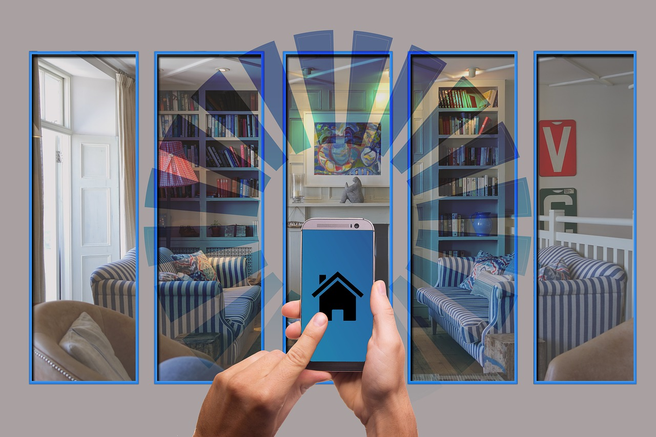 Futuristic smart homes: no longer a future dream.