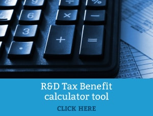 R&D Tax Benefit Calculator Tool