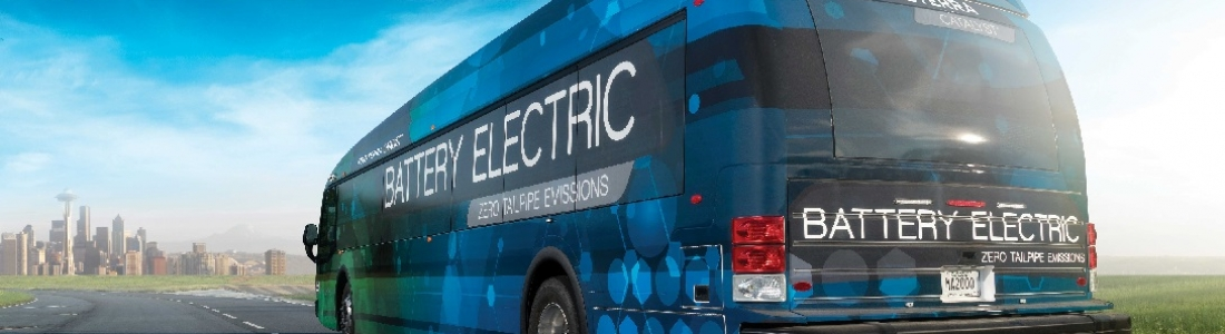First American Autonomous Bus Project Starts in Nevada