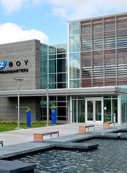 New La-Z-Boy Innovation Center In Dayton