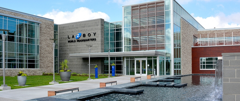 New La-Z-Boy Innovation Center In Dayton