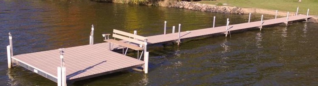 R&D creates a new form of boating docks…