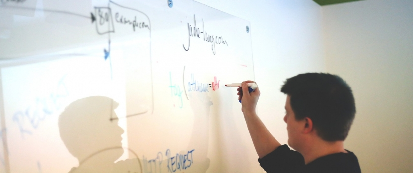 Clean and Pristine: Fort Worth-based Clarus Glassboards Changing the Way We Write on Walls